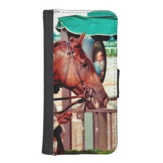 Alydar Thoroughbred 1979 iPhone 5 Wallet Cases