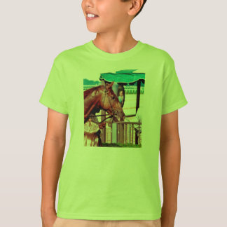 Alydar Thoroughbred 1979 T-Shirt