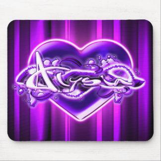 Alysia Mouse Pad
