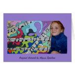 Alyssa Artwork Greeting Cards