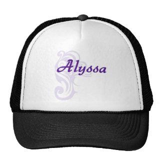 Alyssa Trucker Hat
