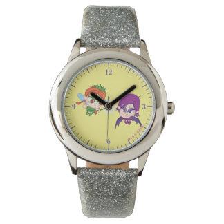 Alyssa Vs. Nafaria Wristwatches