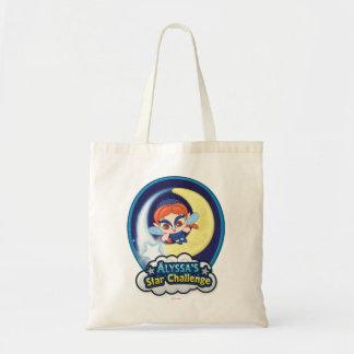 Alyssa's Star Challenge Tote Bag