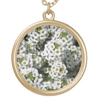 Alyssum (White) Necklace