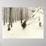 Alza 1904 del invierno posters