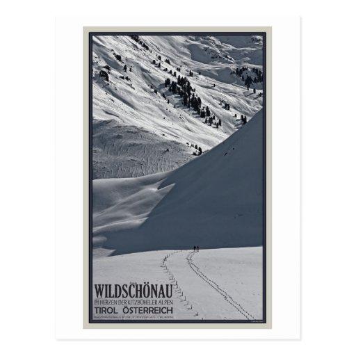 Alza de Wildschönau - de Backcountry Postal