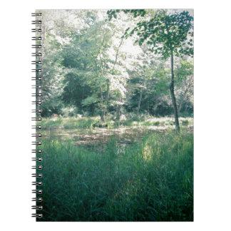 Alza del verano cuaderno
