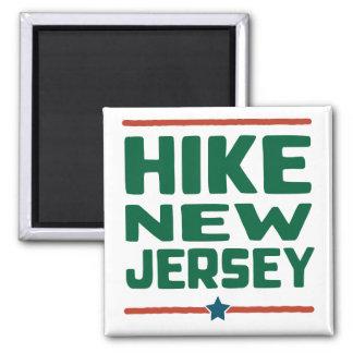 Alza New Jersey Imán Cuadrado