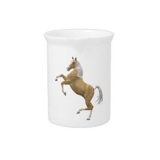 Alzar el caballo jarrón