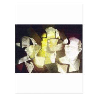 Alzheimer-Neurosis Postcard