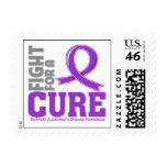 Alzheimer's Disease Fight For A Cure Postage Stamp