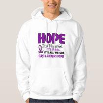 Alzheimer's Disease HOPE 1 Hoodie
