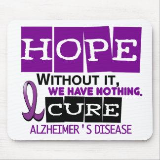 Alzheimer's Disease HOPE 2 Mouse Pad