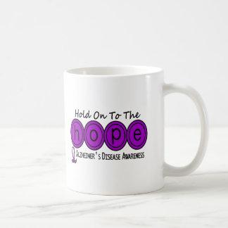 Alzheimer's Disease HOPE 6 Coffee Mug