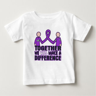 Alzheimer's Disease Together We Will Make A Differ T Shirts