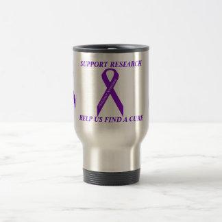 Alzheimer Travel Mug