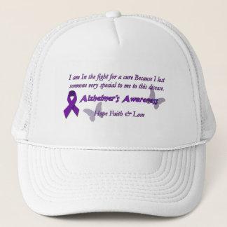 Alzheimer's awareness Hat