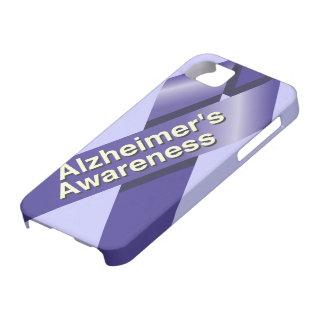 Alzheimer's Awareness iphone case