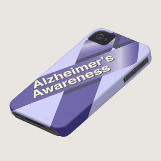 Alzheimer's Awareness iphone case