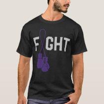 Alzheimer's Awareness Month Day Alzheimers Fighter T-Shirt