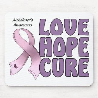 Alzheimer's Awareness Mouse Pad