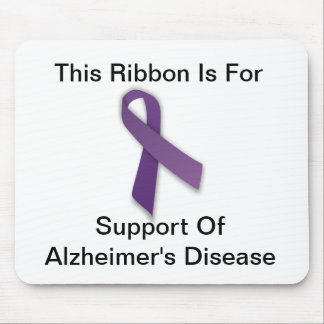 Alzheimer's Awareness - Mousepad