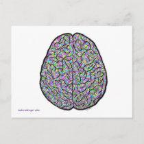 Alzheimer's Awareness Postcard