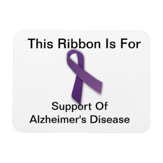 Alzheimer's Awareness - Premium Magnet