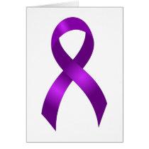 Alzheimers | Crohn's & Colitis | Purple Ribbon
