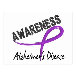 Alzheimer's Disease Awareness 3 Postcard