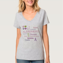 Alzheimer's Disease Awareness T-Shirt
