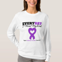 Alzheimer's Disease Every Day I Miss My Dad T-Shirt