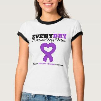 Alzheimer's Disease Every Day I Miss My Mom Tee Shirt