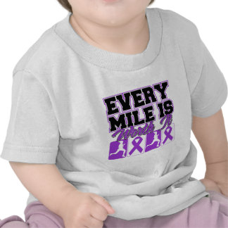 Alzheimer's Disease Every Mile is Worth It Tees