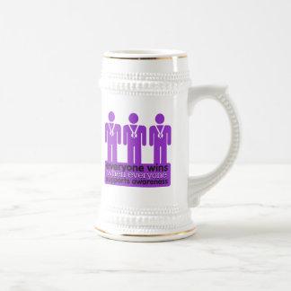Alzheimers Disease Everyone Wins With Awareness Mugs