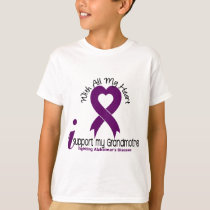 Alzheimers Disease I Support My Grandmother T-Shirt