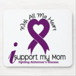 Alzheimers Disease I Support My Mom Mouse Mats
