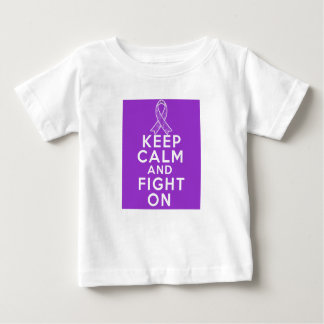 Alzheimers Disease Keep Calm and Fight On Shirts