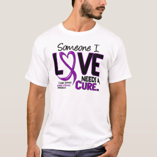 Alzheimer's Disease NEEDS A CURE 2 T-Shirt