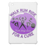 Alzheimer's Disease Walk Run Ride For A Cure iPad Mini Case