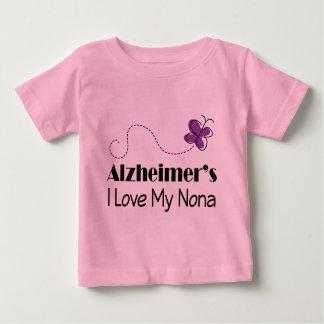 Alzheimers I Love My Nona Baby T-Shirt