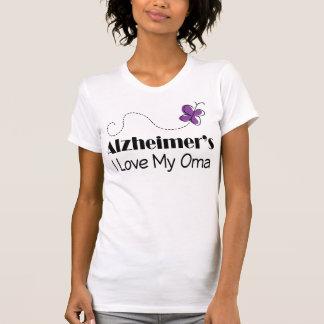 Alzheimers I Love My Oma T Shirts