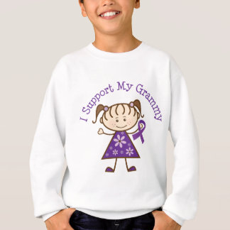 Alzheimer's I Support My Grammy Sweatshirt