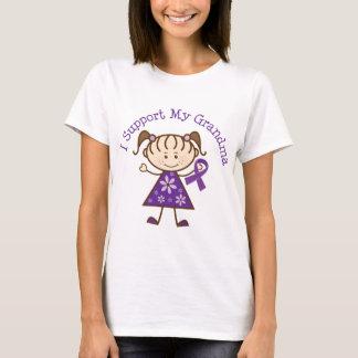 Alzheimer's I Support My Grandma T-Shirt