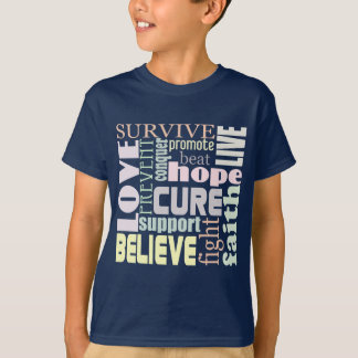 Alzheimer's Inspirational Words T-Shirt