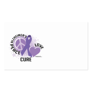 Alzheimers PLC Business Card