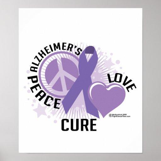 Alzheimers PLC Print