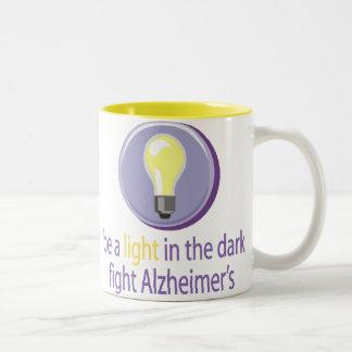 Alzheimer's Quote Awareness Mug