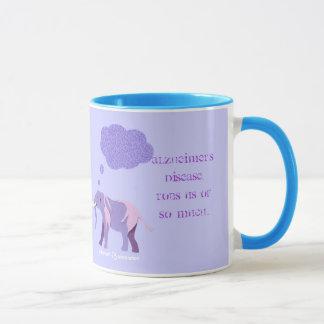 Alzheimer's Robs Mug