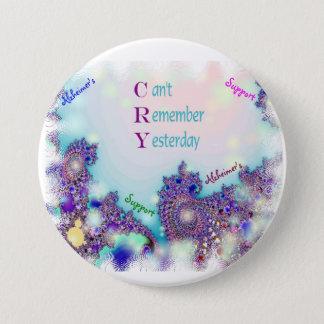 Alzheimers Support Button